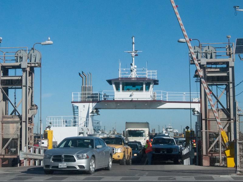 Ferry Rental Cars