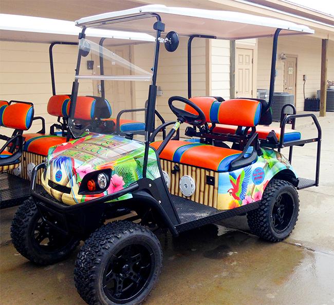 Port Aransas Golf Carts Port A Beach Buggies